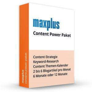 Content Power Paket