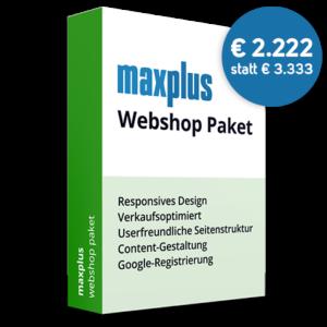 maxplus Webshop Paket