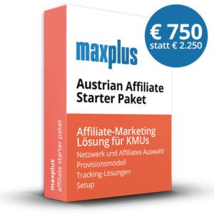 Austrian Affiliate Starter Paket